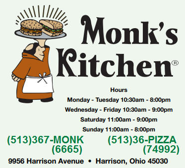 Monks Kitchen & Angilo's Pizza